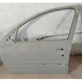 Porta Dianteira Esquerda Peugeot 206
