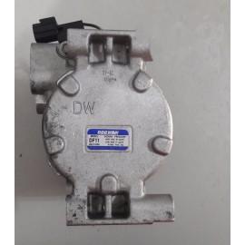 Compressor Do Ar Condicionado Hyundai Hb20 1.0 (1h400-04200)
